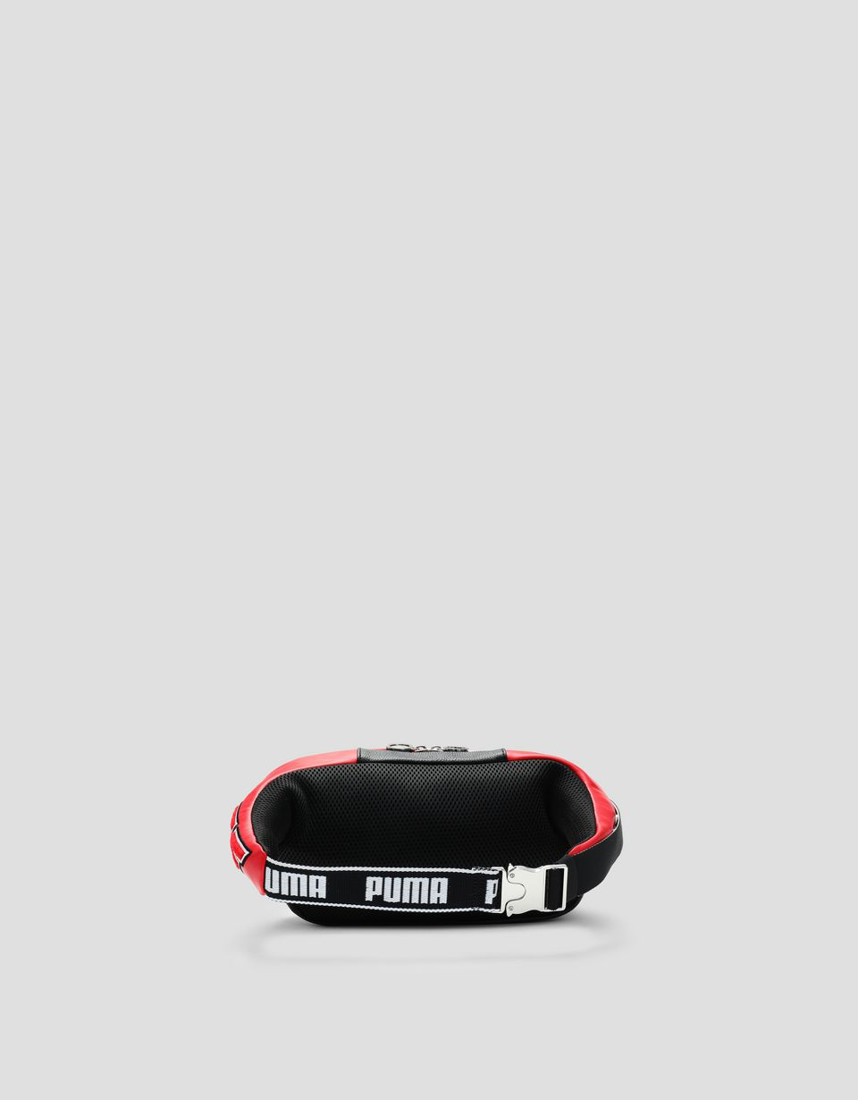 Scuderia Ferrari Online Store - Puma SF Speed Cat belt bag - Messenger Bags