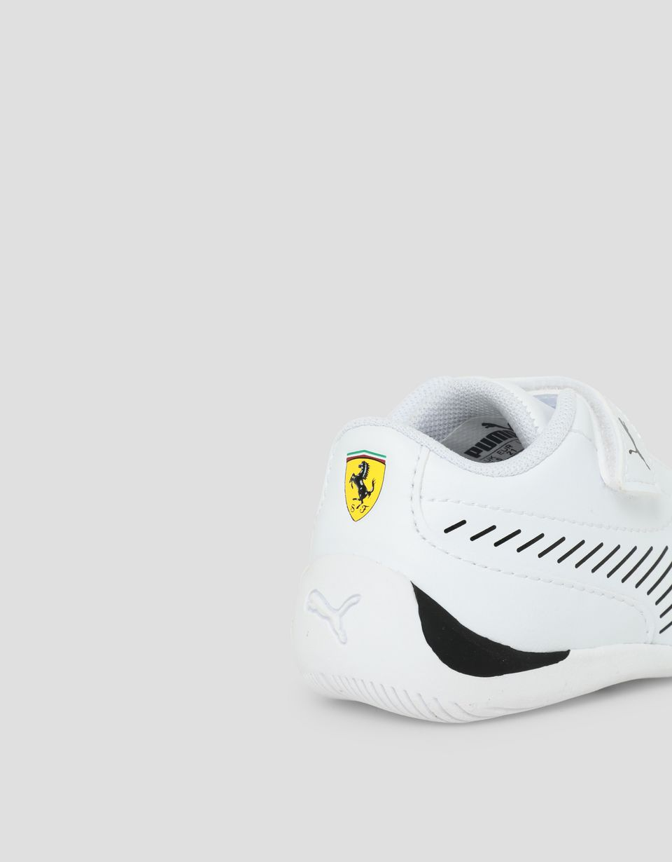 Scuderia Ferrari Online Store - Baby Puma SF Drift Cat 7S Ultra V shoes - Active Sport Shoes