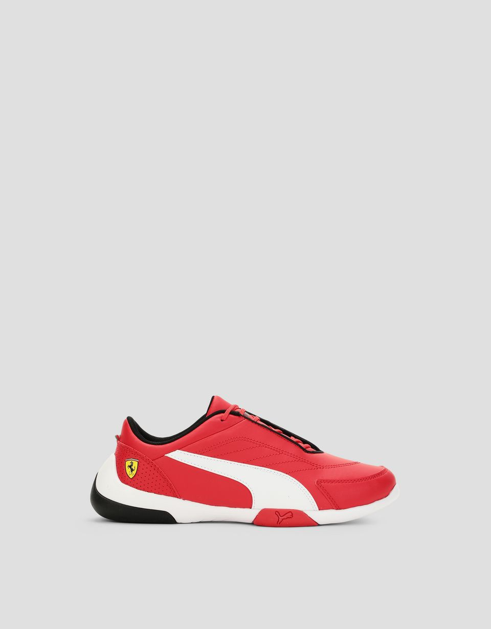 Scuderia Ferrari Online Store - Boys' Puma SF Kart Cat III shoes - Active Sport Shoes