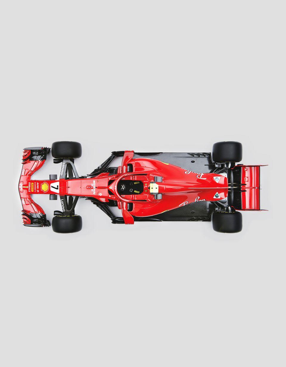 Scuderia Ferrari Online Store - Ferrari SF71H F1 Räikkönen model in 1:12 scale -