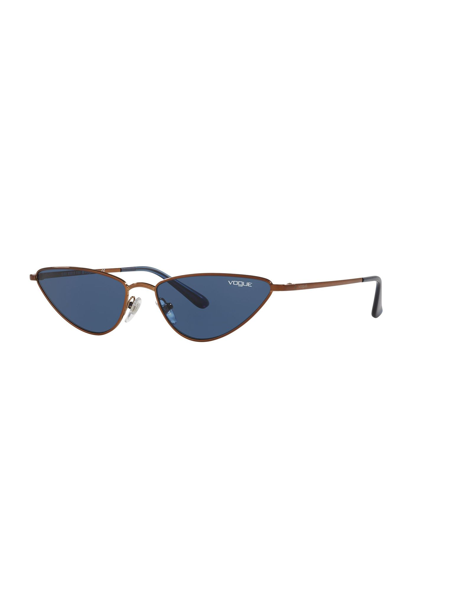 GIGI HADID for VOGUE Солнечные очки vogue natural wave black brown elegant medium side bang synthetic adiors wig for women