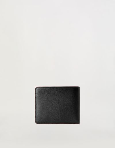 Evo horizontal wallet in Saffiano leather