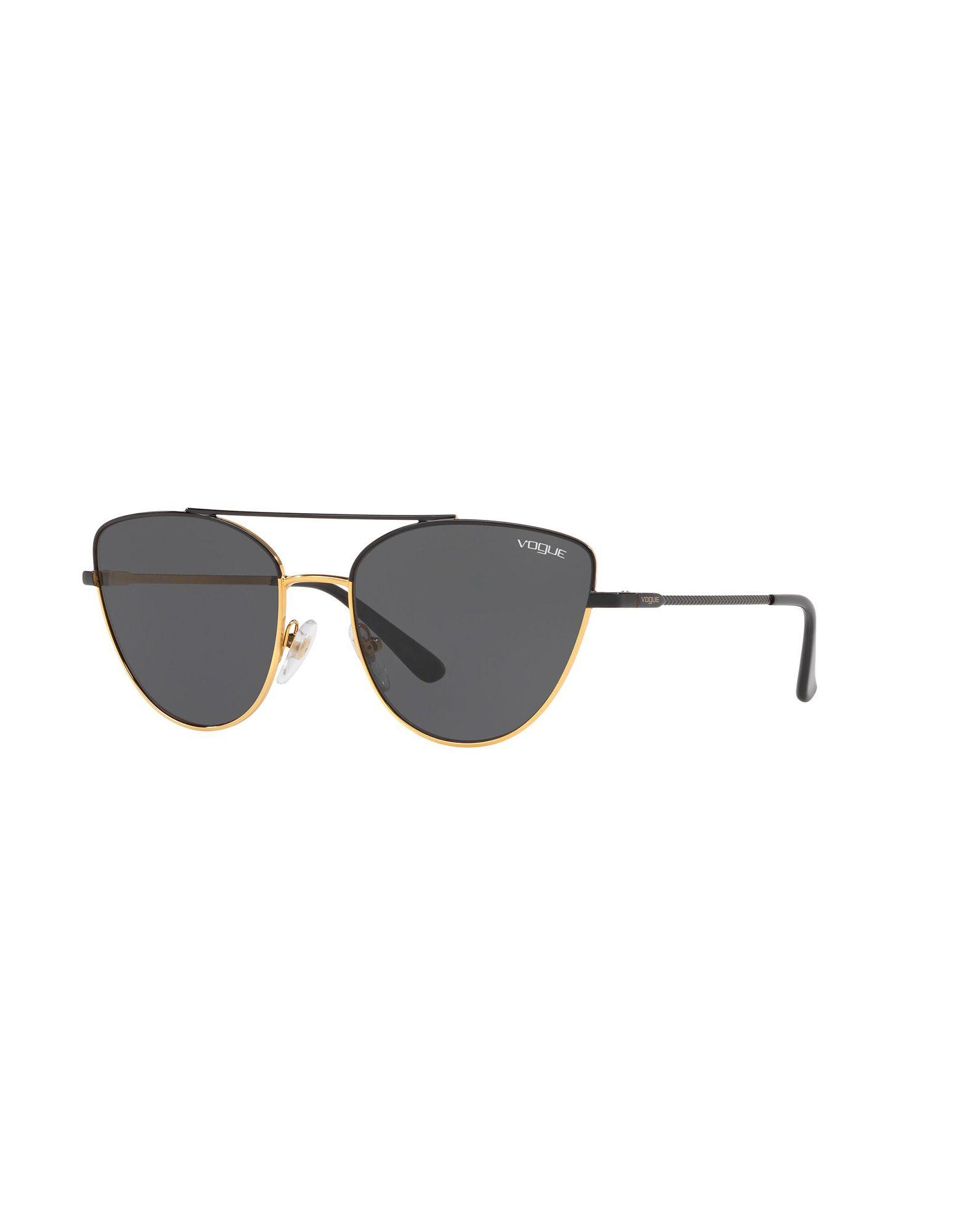 VOGUE Солнечные очки бусины monisto стекло кошачий глаз круглые 4мм оранжевый около 66шт нить 14z7738