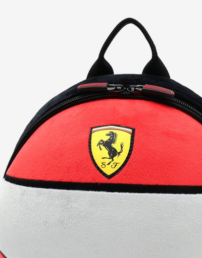 Scuderia Ferrari preschooler backpack for toys