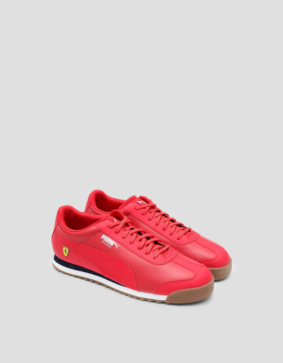 4395473bdbbf32 ... Scuderia Ferrari Online Store - Men's Puma SF Roma shoes - Active Sport  Shoes ...