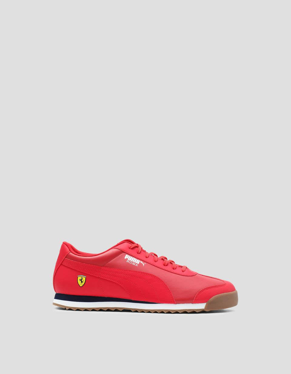 Scuderia Ferrari Online Store - Men's Puma SF Roma shoes - Active Sport Shoes