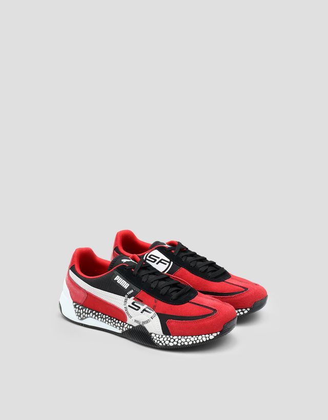 b0ed63139c86 Scuderia Ferrari Online Store - Puma SF Speed Cat Hybrid shoes - Active  Sport Shoes ...
