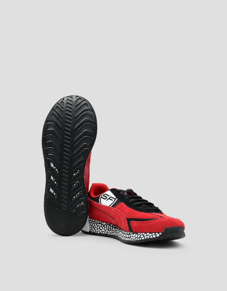 Scuderia Ferrari Online Store - Puma SF Speed Cat Hybrid shoes - Active Sport Shoes