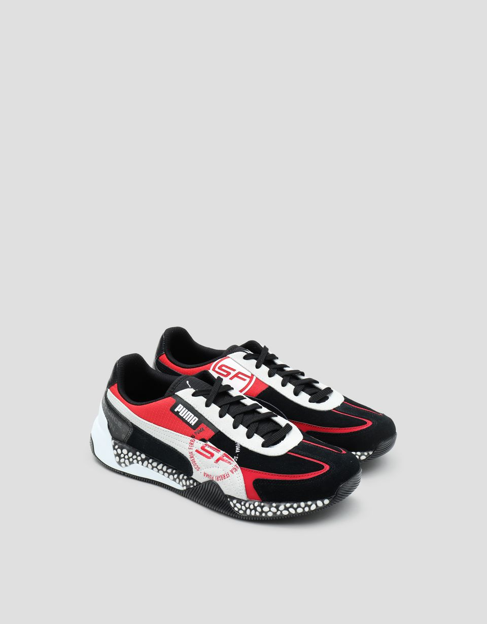 Scuderia Ferrari Online Store - Puma SF Speed Cat Hybrid shoes -