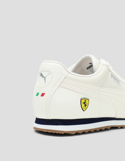 Scuderia Ferrari Online Store - SF Roma men's shoes - Active Sport Shoes