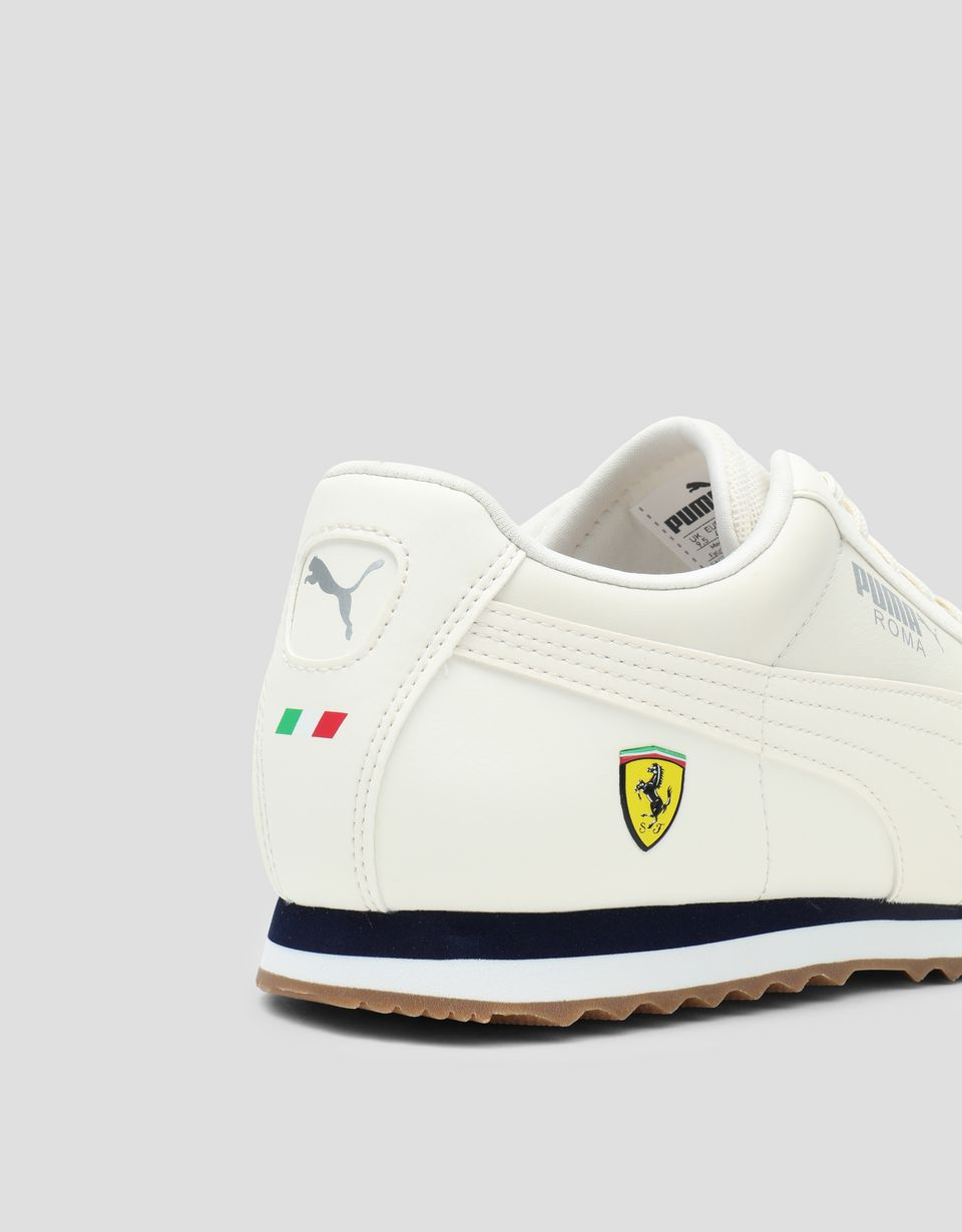 Scuderia Ferrari Online Store - Men's SF Roma shoes - Active Sport Shoes