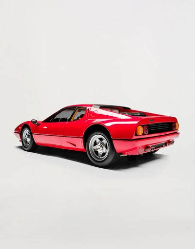 Scuderia Ferrari Online Store - Ferrari BB 512i model in 1:8 scale - Car Models 1_1.8