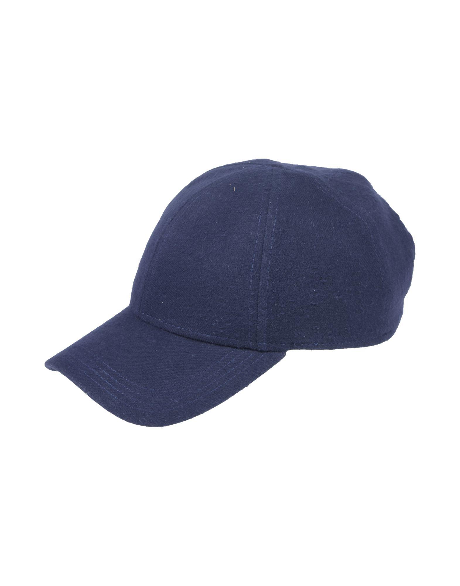 《期間限定 セール開催中》NEW ERA メンズ 帽子 ダークブルー one size コットン 100%