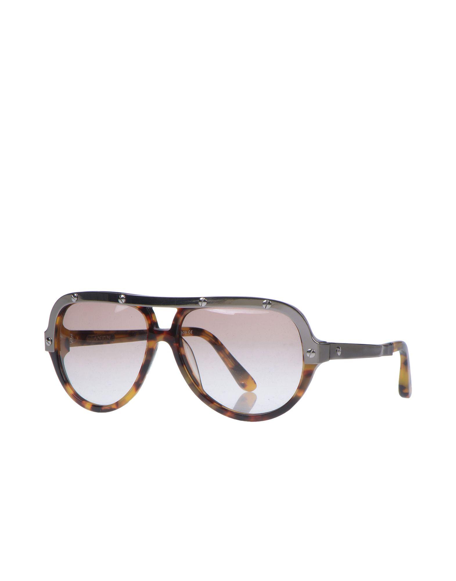 LANVIN Солнечные очки lanvin солнечные очки