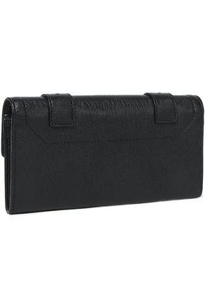 PROENZA SCHOULER PS1 textured-leather wallet
