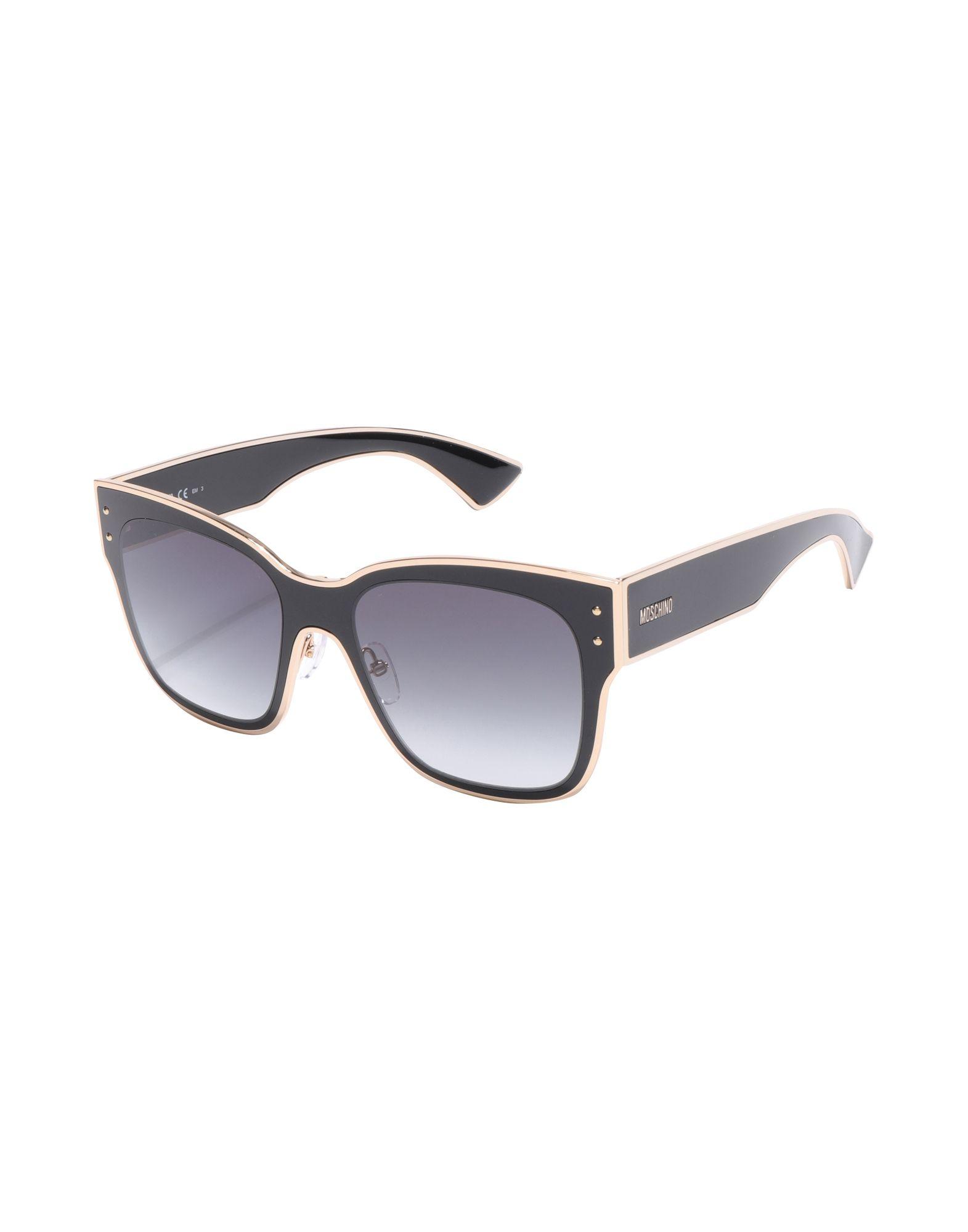 Фото - MOSCHINO Солнечные очки 3d очки