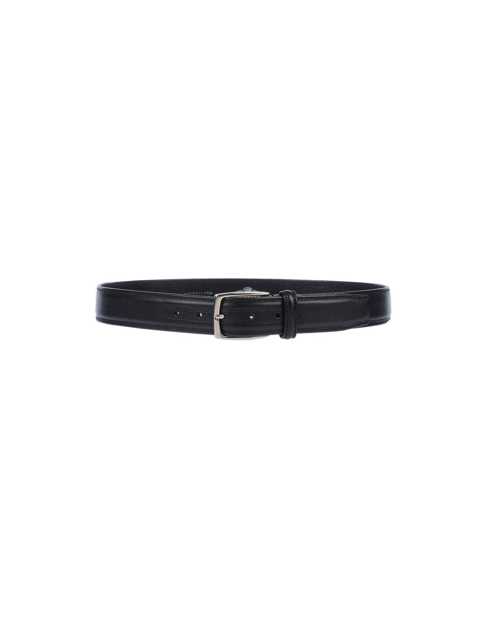 《セール開催中》BARRETT メンズ ベルト ブラック 85 革