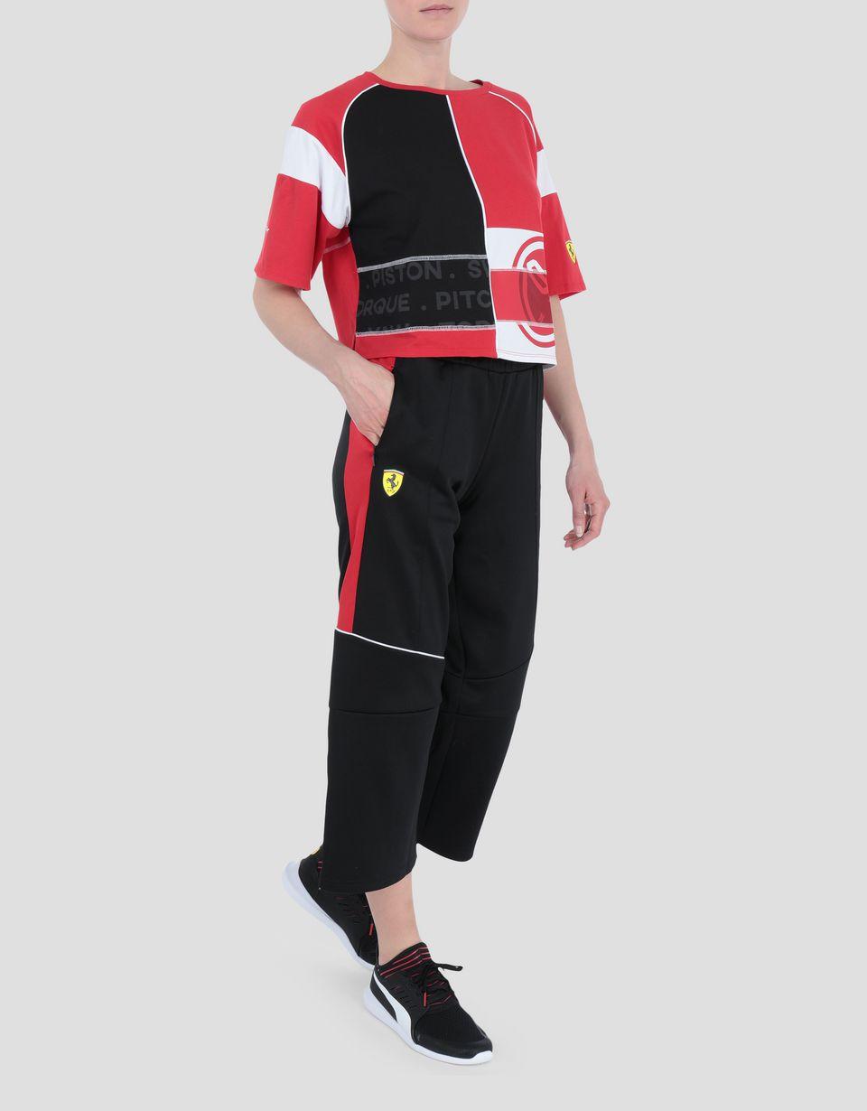 Scuderia Ferrari Online Store - Women's Scuderia Ferrari pants - Housecoats & Onesies