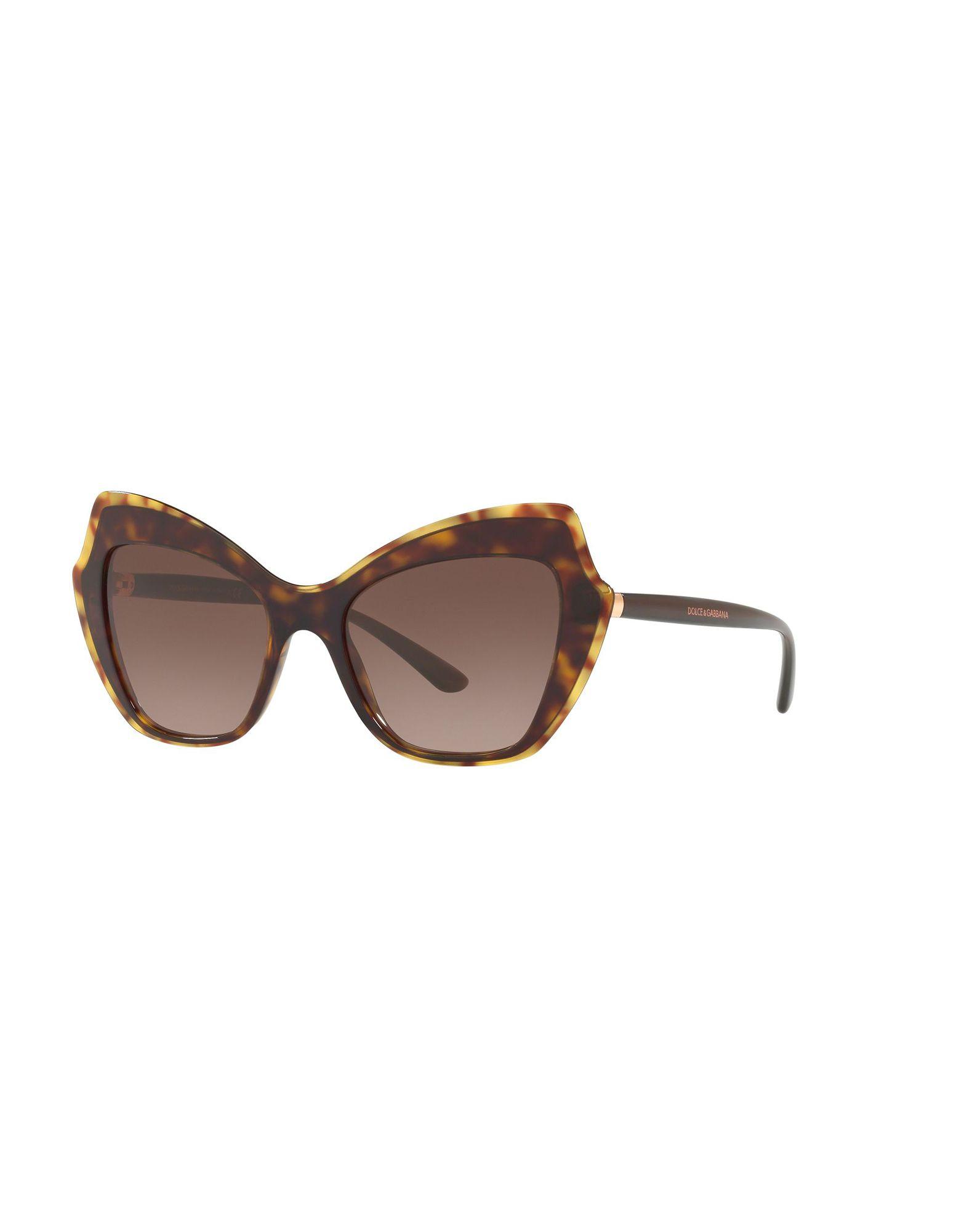 DOLCE & GABBANA Солнечные очки бусины monisto стекло кошачий глаз круглые 4мм оранжевый около 66шт нить 14z7738