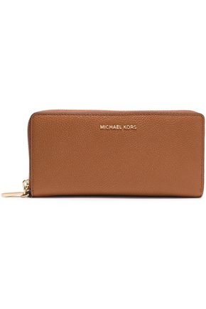 0ed1c7dbdeae MICHAEL MICHAEL KORS Pebbled-leather wallet