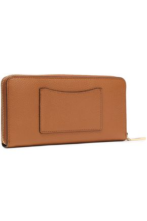5dafca5b506d MICHAEL MICHAEL KORS Textured-leather continental wallet