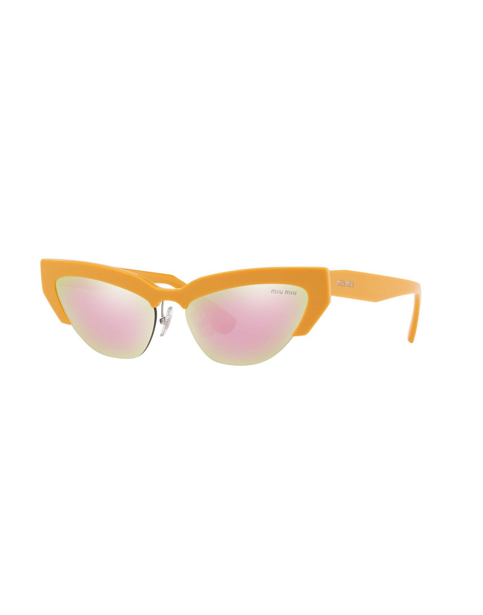 MIU MIU Солнечные очки