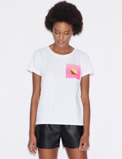 d2374d8cac4 Armani Exchange Women s T-Shirts   Tank Tops