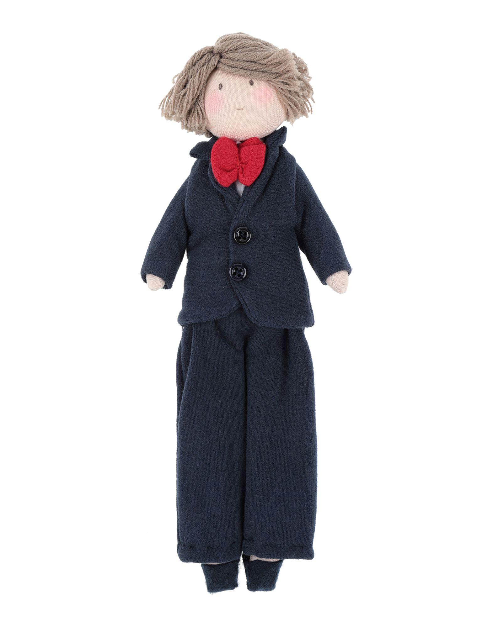 LE BEBÉ Куклы и мягкие игрушки