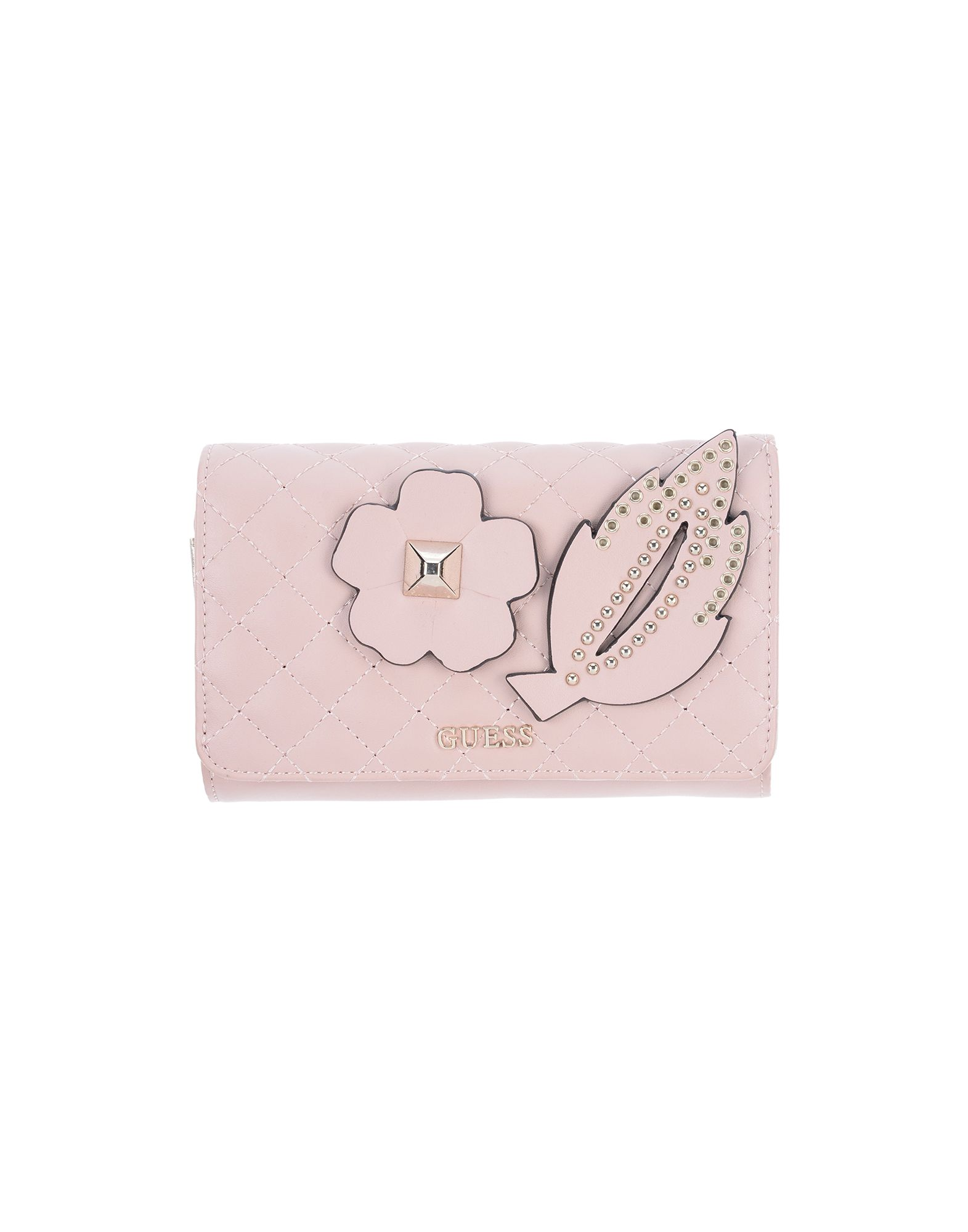 776d0ca2f Guess Wallets In Pale Pink. SIZE   FIT INFORMATION
