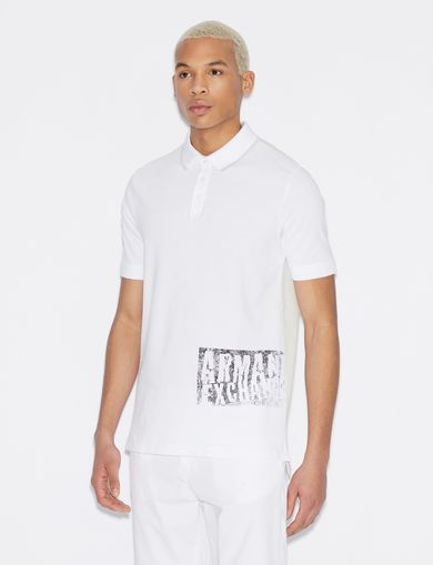6a491e468a6 Armani Exchange Men s T-Shirts   Polos