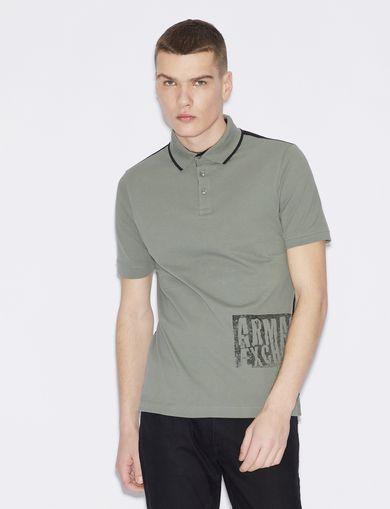 333f4bcc2de Armani Exchange Men s T-Shirts   Polos