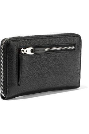 SMYTHSON Burlington textured-leather wallet
