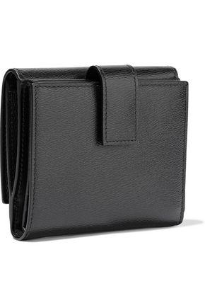 SMYTHSON Grosvenor textured-leather wallet