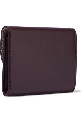 SMYTHSON Connaught leather cardholder