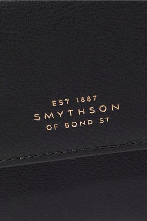 SMYTHSON Berkeley leather wallet