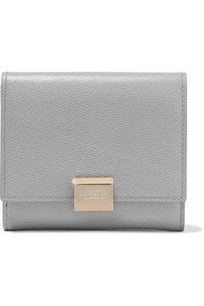 SMYTHSON Grosvenor textured-leather wallet