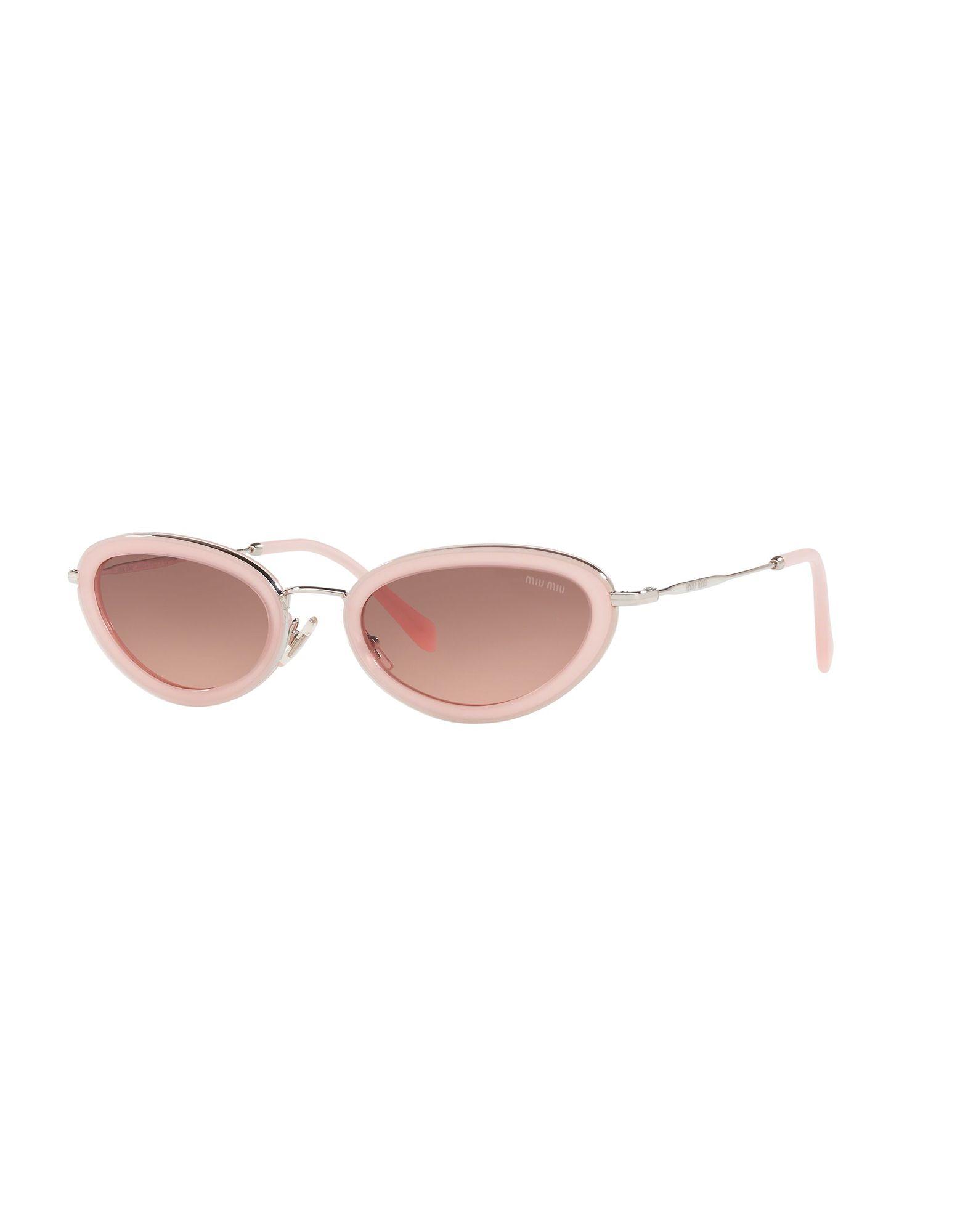 Фото - MIU MIU Солнечные очки 3d очки