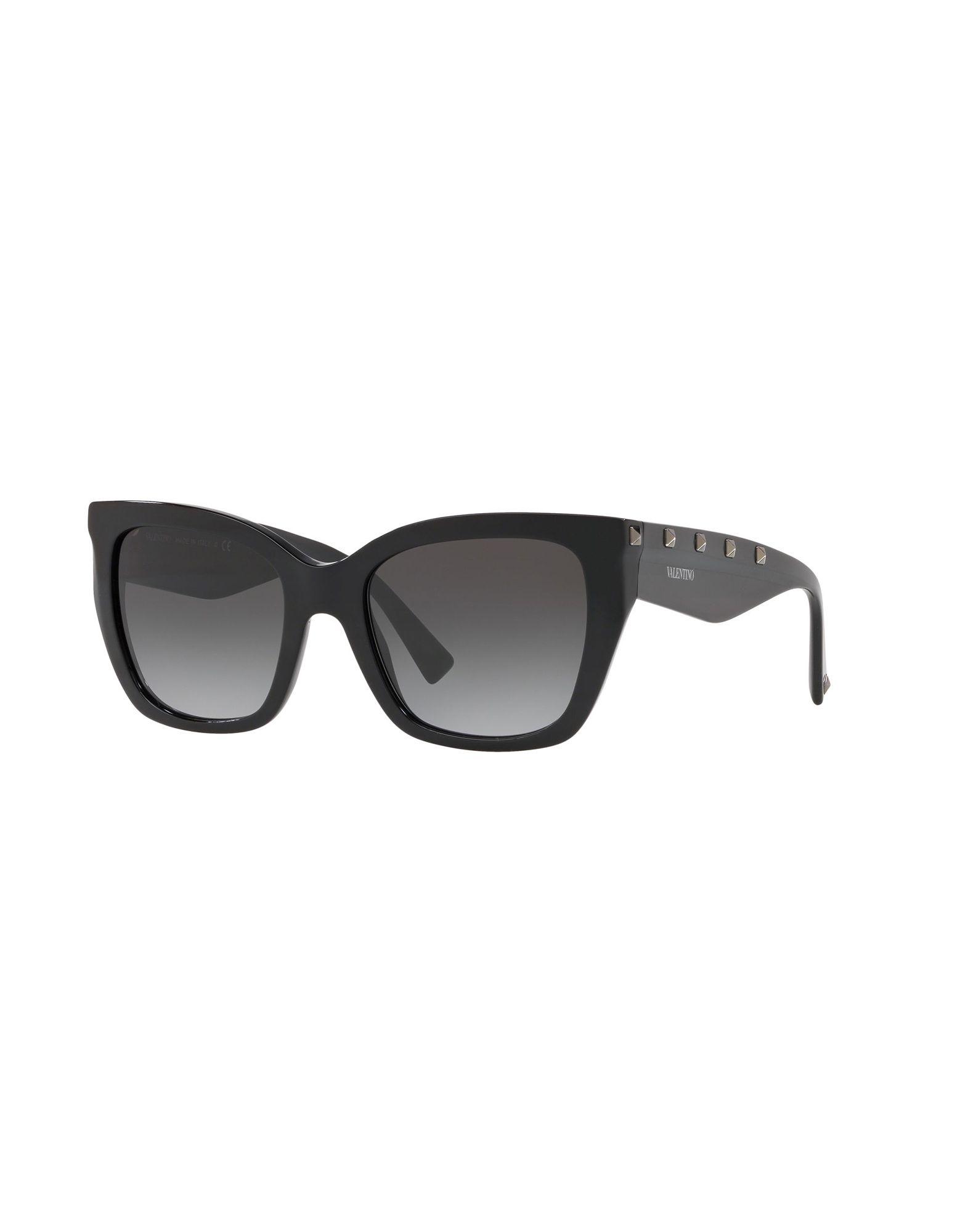 VALENTINO Солнечные очки бусины monisto стекло кошачий глаз круглые 4мм оранжевый около 66шт нить 14z7738