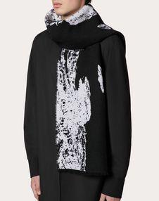 Valentino Undercover scarf