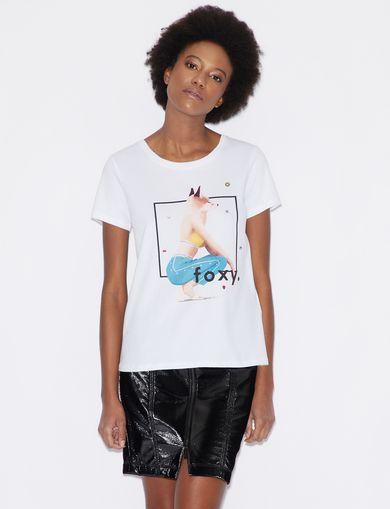 2dac127affb0 Armani Exchange Women s T-Shirts   Tank Tops