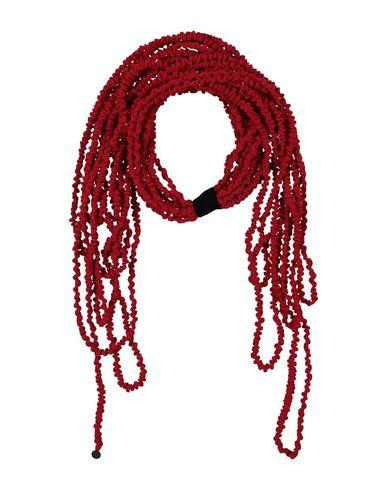 Фото - Женский шарф MARIA CALDERARA красного цвета
