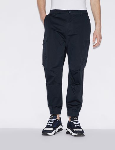 300af62ec15 Armani Exchange Pantalons Homme – Chino