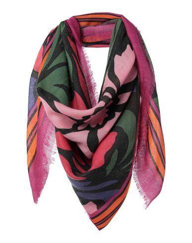 Фото - Женский платок MALÌPARMI цвета фуксия