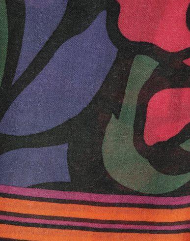 Фото 2 - Женский платок MALÌPARMI цвета фуксия