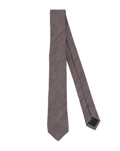 Купить Мужской галстук  цвет голубиный серый