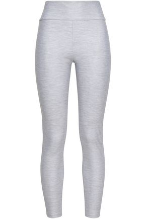 LIVE THE PROCESS Mélange stretch leggings