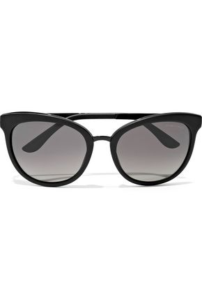 TOM FORD Emma D-frame acetate sunglasses