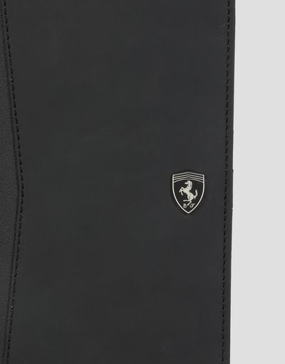 Scuderia Ferrari Online Store - Men's vertical Hyperformula wallet - Vertical Wallets