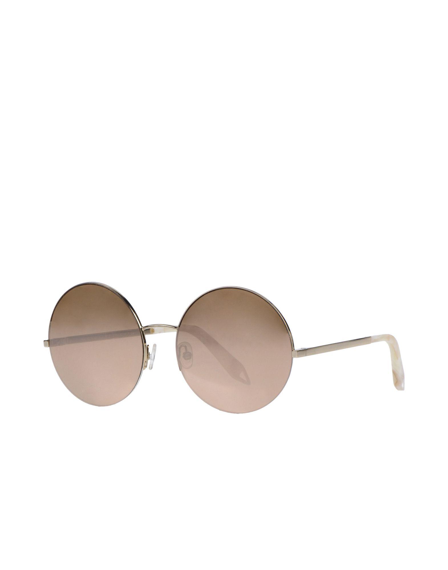 цена VICTORIA BECKHAM Солнечные очки онлайн в 2017 году