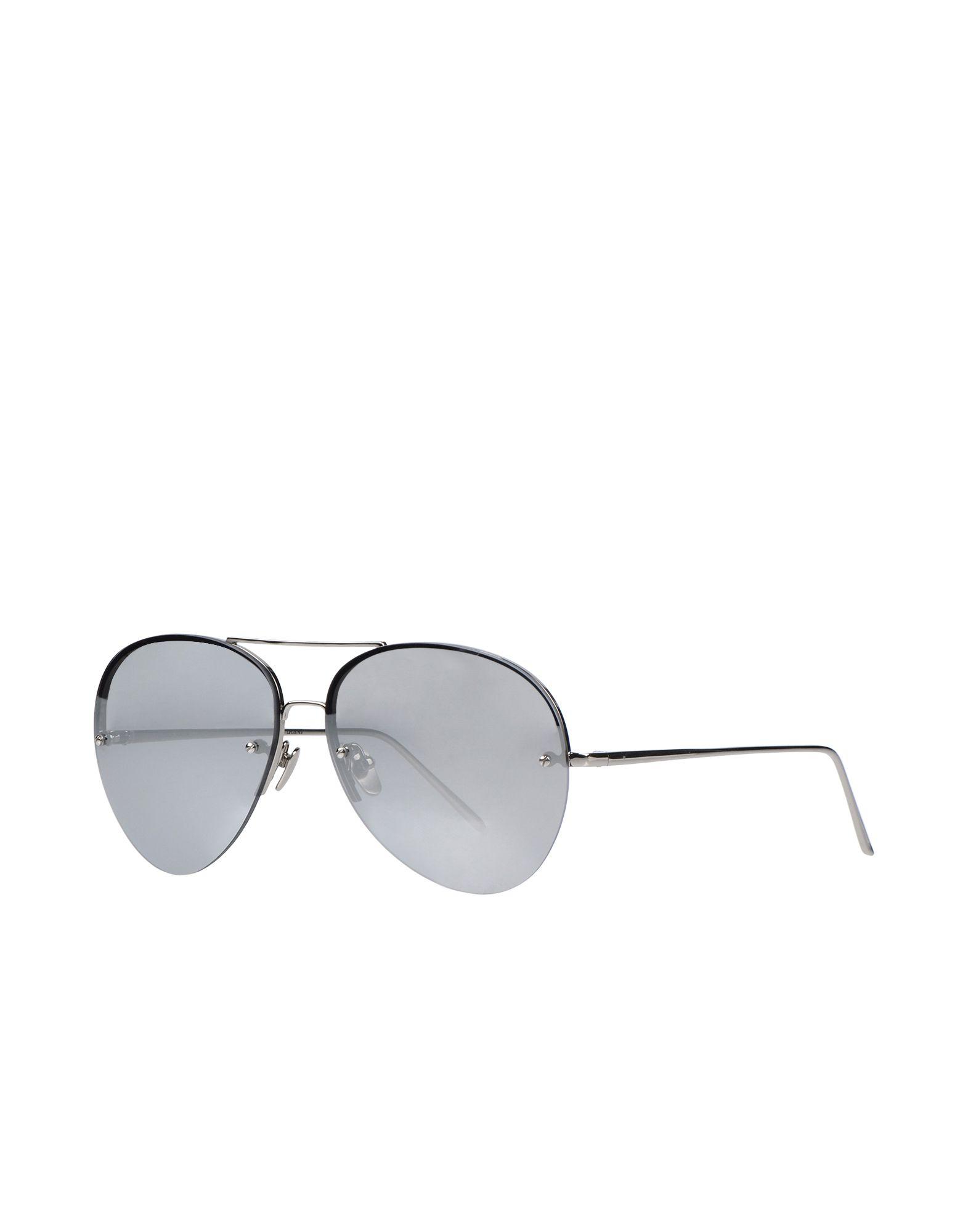LINDA FARROW Солнечные очки sun buddies солнечные очки
